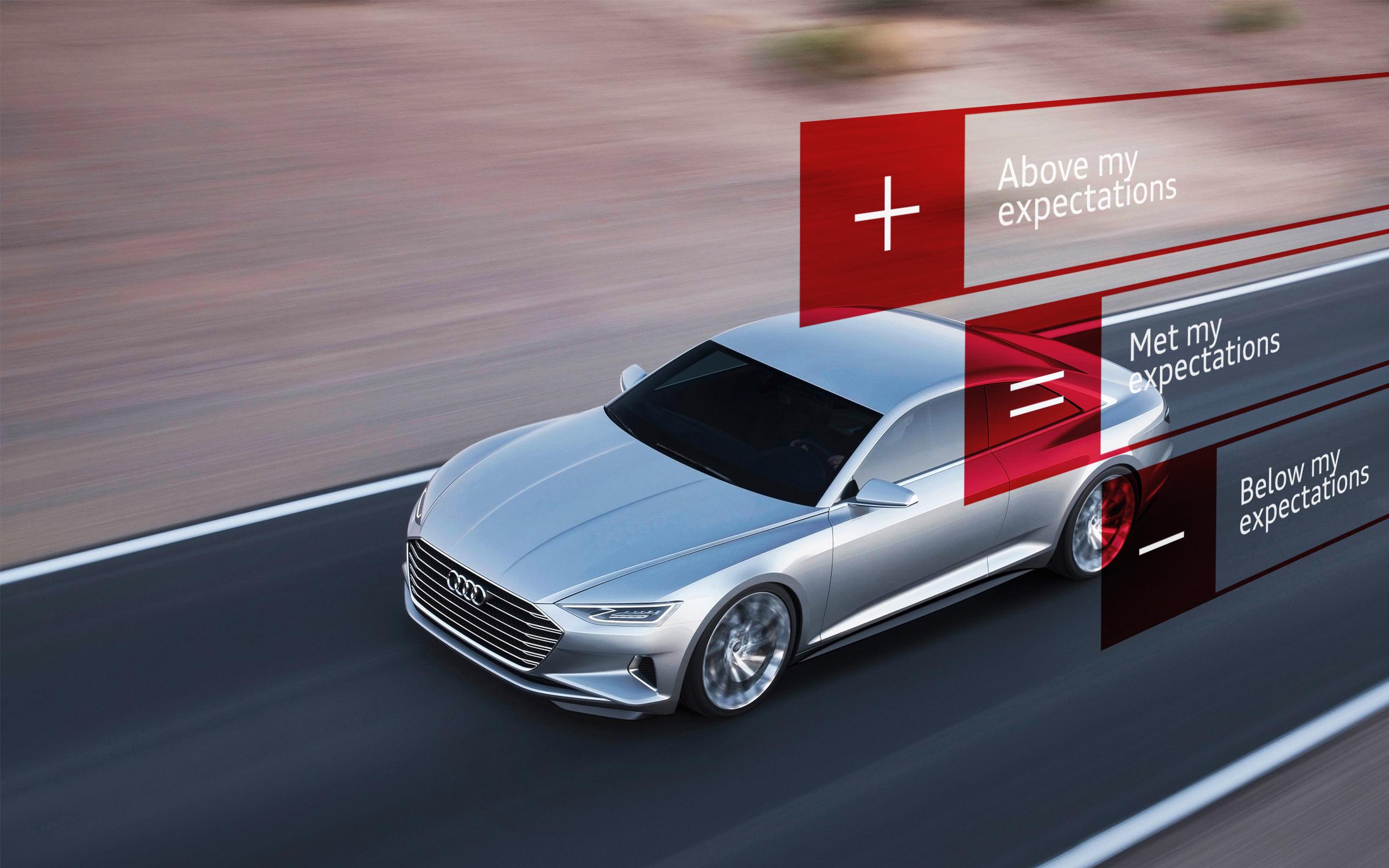 Michael Lashford Design Direction Audi Of America Customer - Audi of america